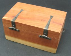 Serendipity Miniatures Trunks